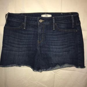 Levi's cut off jeans shorts in great condition